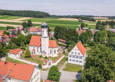 Kirche Dinkelscherben Ettelried