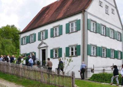 Ehemaliges Pfarrhaus in Ustersbach