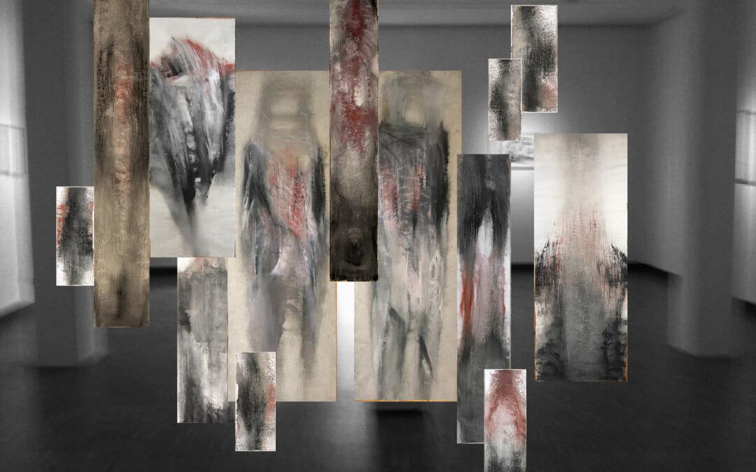 Im Atelier von Alexandra Vassilikian
