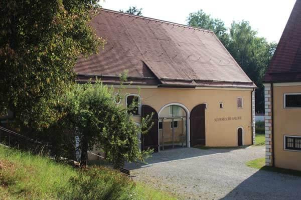 Schwäbische Galerie Kloster Oberschönenfeld Landkreis Augsburg