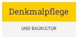 Tafel Denkmalpflege Baukultur Landkreis Augsburg
