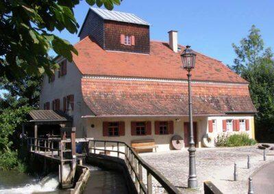 Klostermühlenmuseum Thierhaupten