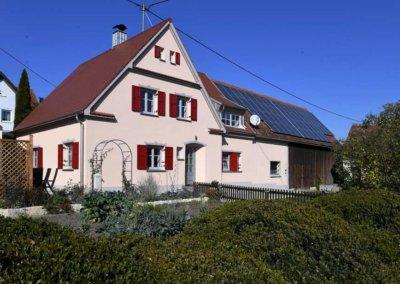 Saniertes Bauernhaus in Langweid