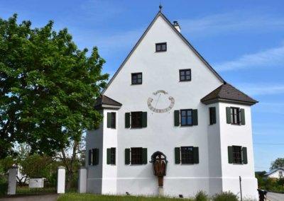 Pfarrhof Altenmünster